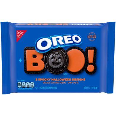 OREO Halloween Cookies, 5 Halloween Cookie Designs
