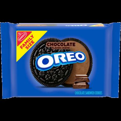 OREO Dark Chocolate Sandwich Cookies