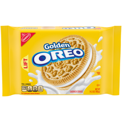 OREO Golden Sandwich Cookie