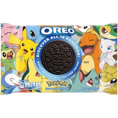 Pokémon x OREO Limited Edition Cookies