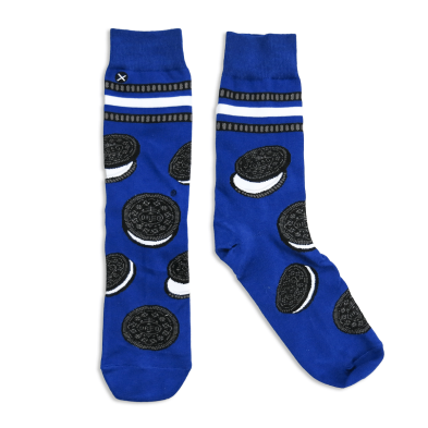 OREO COOKIES Blue Socks