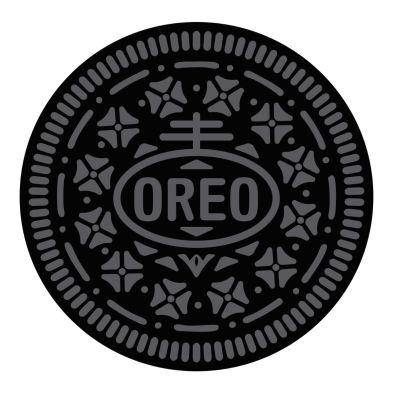 OREO Cookie Shaped Towel