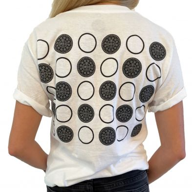OREO Cookie Grid Tee