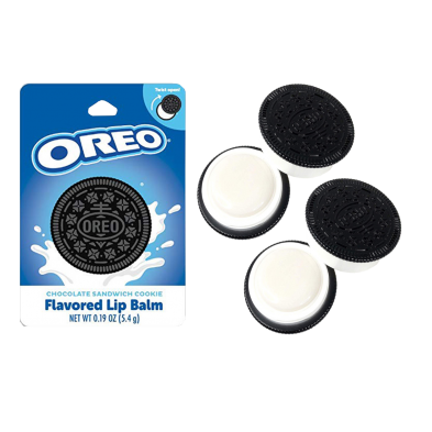 OREO Cookie Flavored Lip Balm (set of 2)