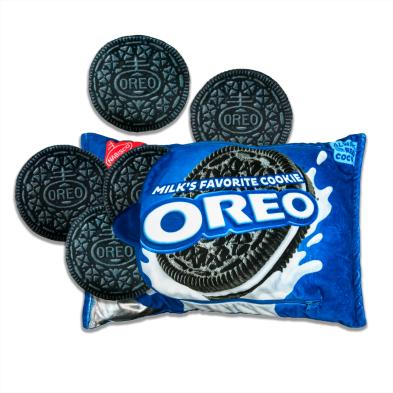 OREO Cookie Pillow & Cookie Plush
