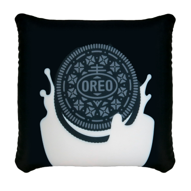 OREO COOKIE Splash Microbead Pillow