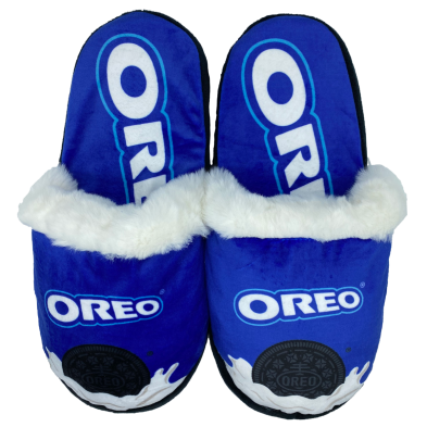 Oreo Cookie Slippers