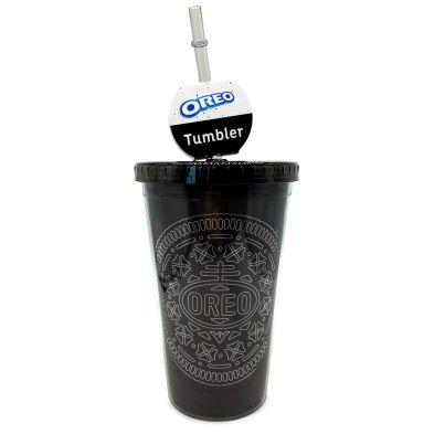 OREO Cookie Black Tumbler