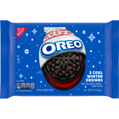 Winter OREO Cookies