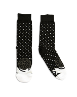 OREO DIPPED COOKIE Socks Black