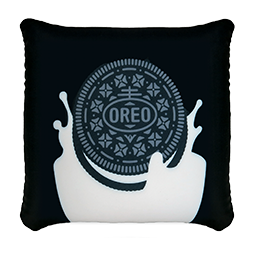 "OREO Cookie ""Twist, Lick, Dunk"" Pillow"