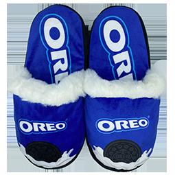 OREO Cookie Slippers