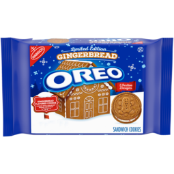 Gingerbread Flavored OREO Cookies