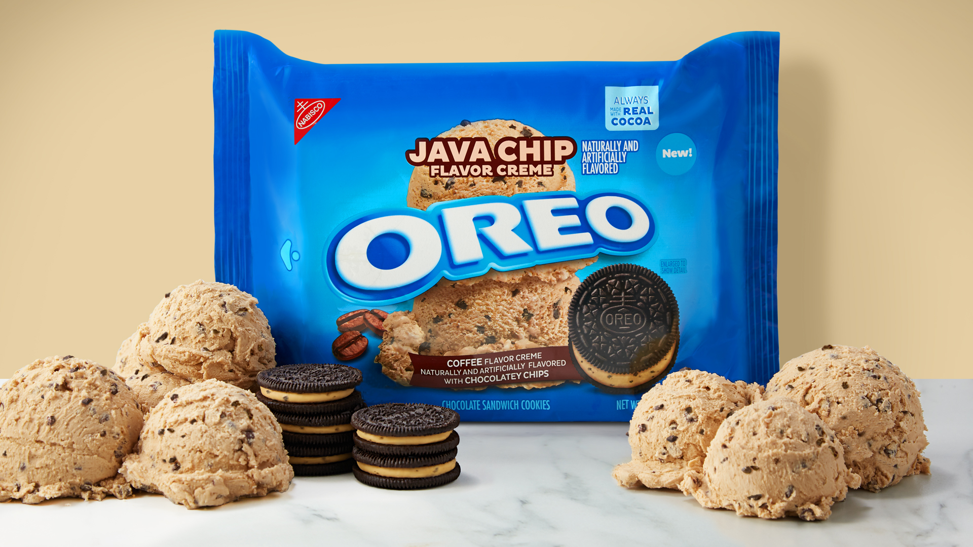 OREO Java Chip