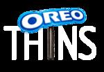 OREO THINS LOGO