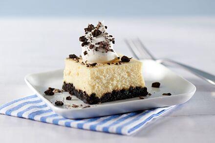OREO Crumbles Cheesecake Squares